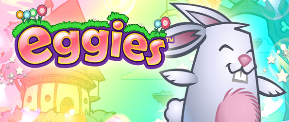 Eggies - Match the coloured eggs and release your friends with this Facebook Game.