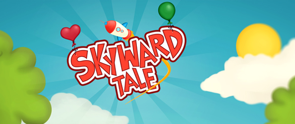 Skyward Tales - Match coloured balloons with this cute new game.