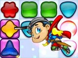 Super Gem Heroes Flying Boy!