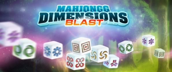 Mahjong Blast - Play The Original 3D Mahjong Game!