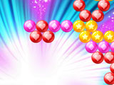 Colorful Levels on Bubble Blitz!