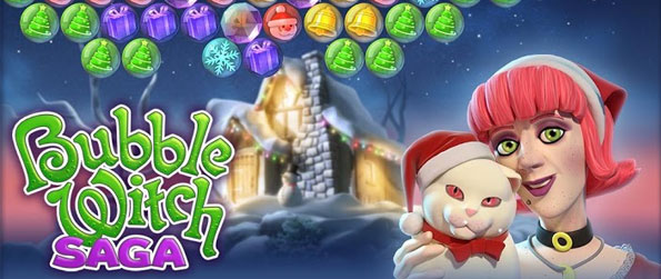 Bubble Witch - Welcome to Bubble Witch Saga!