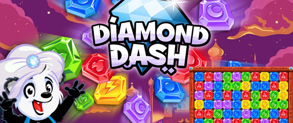 Diamond Dash - Enjoy a Fun 5-star Arcade Experience!