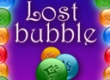 Lost Bubble game