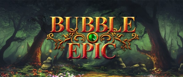 Bubble Epic - Epic Adventures in Bubble Epic!