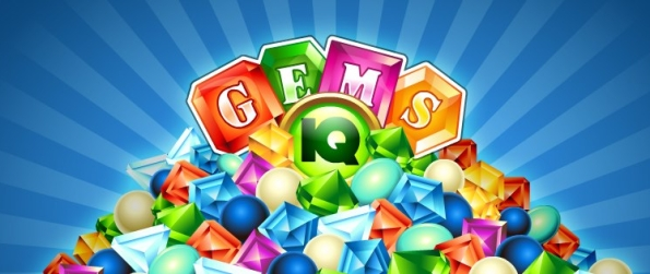 Gems IQ - Addictive and Challenging Gems Game!