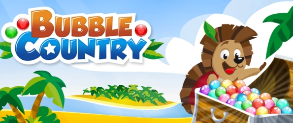 Bubble Country - Enter A World of Adventures And Bubbles!