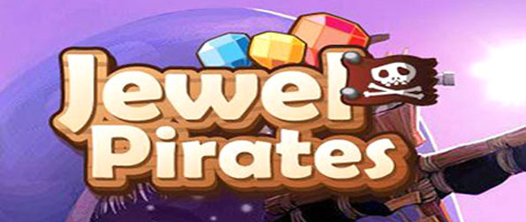 Jewel Pirates - Join the piratical adventure in this fun match 3 game on Facebook.