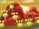 Play many levels in Panda Jam