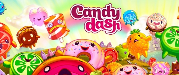 Candy Dash - Collect Candy & Help The Princess!