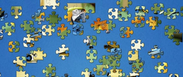 Jigsaw World - Solve The Puzzles & Make Your Own!