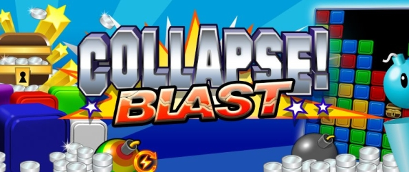Collapse! Blast - Blast Those Groups Of Bricks!