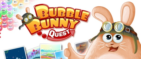 Bubble Bunny - The Cutest Bubble Game Ever!