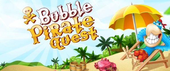 Bubble Pirate Quest - Begin Your Exciting Bubble Pirate Life!
