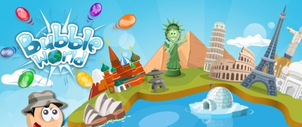 Bubble World - Travel The Bubble World!