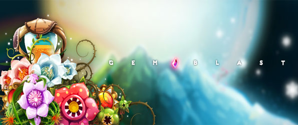 Gem Blast - Enjoy a fantastic new match 3 game free on Facebook.