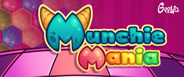 Munchie Mania - Enjoy fast paced action against the clock, or your friends!