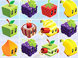Gameplay for Juice Cubes