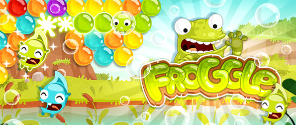 Froggle - Enjoy a fun filled new match 3 game.
