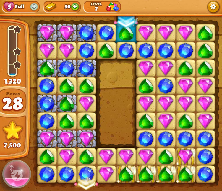 diamond digger game play online