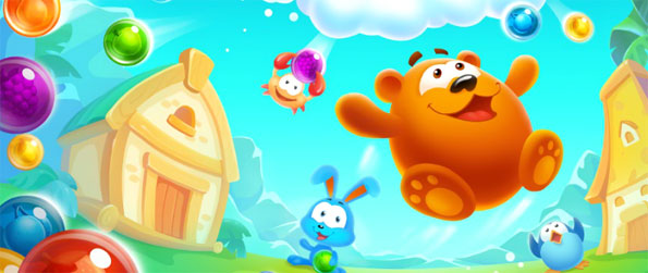 Plink & Plop - Enjoy a gorgeous new bubble shooter with lots of fun levels.