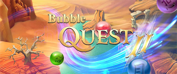 Bubble Quest 2 - Enjoy a fantastic bubble popping experience that is unlike any other you've played before.