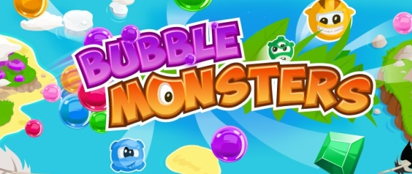 Bubble Monsters - Fight Monsters & Pop Bubbles!