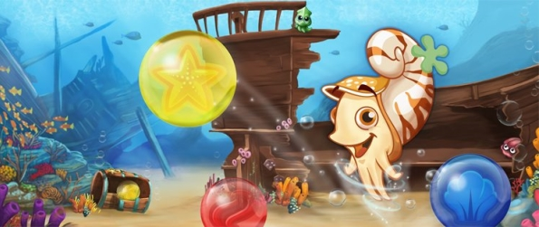 Bubble Speed - Dive Into The Deep For A Fun Adventure!