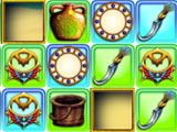 Gameplay for Legend of Egypt: Jewels of the gods