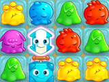 Gameplay for Paint Monsters