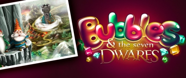 Bubbles And Seven Dwarfs - Help The Dwarfs Save The Princess!