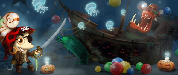 Bubble Popp - Dive In For A Great Treasure Hunt!