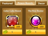 Buy bonuses in Tetro Duel