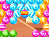 Gameplay for Bubble Cheese
