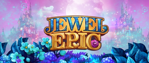 Jewel Epic - Enjoy A Spectacular Match-3 Game!