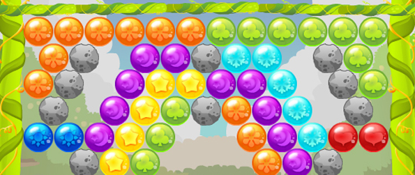 Bubble Adventures - Enter a Fast Paced Bubble Shooting Experience