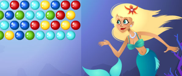 Bubble Up - Participate in jackpot games or tournament games in order to win gems that will determine your ranking.