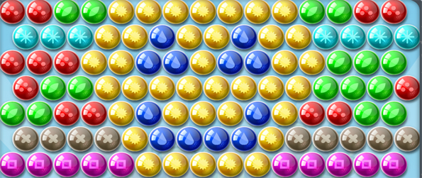 Classic Bubbles - Become the Champion in this Stylish Bubble Shooter Game