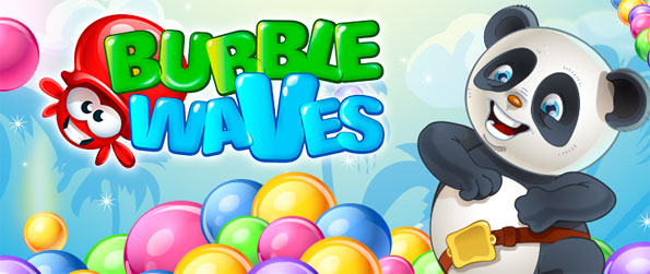 Bubble Waves - Enjoy a fun and immersive bubble popping experience full of great gameplay.