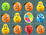 5 Tile Combo Bonus Tile in Juicy Mix Up