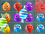 Juicy Mix Up Candy Bonus Tiles
