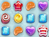 Sugar Crime: Power Candies at Play