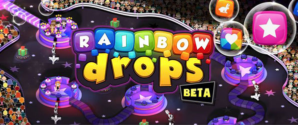 Rainbow Drops - Get to play a truly unique match-3 game with this rendition of your favorite casual game in Rainbow Drops.