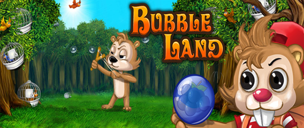 Bubble Land - Join in the rescue attempt in this wonderful and fun bubble game.