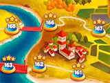 Candy Pop Party: Level map