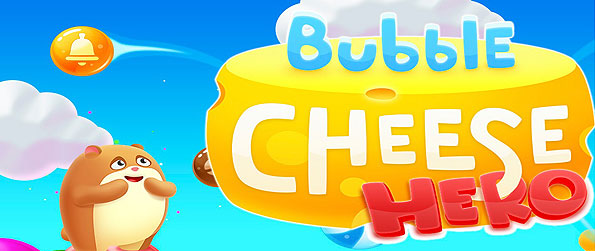 Bubble Cheese Hero - Dive into a crazy adventure with Super Cat as he tries to save the world with one bubble at a time.