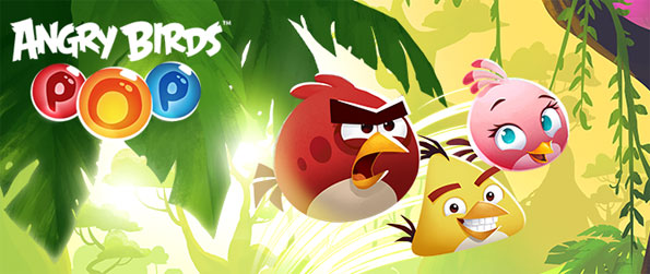 Angry Birds Pop - Play as Chuck, Red or Stella in this reimagining of the Angry Birds franchise.