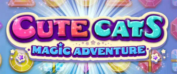 Cute Cats: Magic Adventure - Rescue other cats from the bewitching of the evil cat wizard.