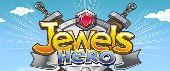 Jewels Hero - Play this super fun match-3 game that has a twist unlike any other you've seen before.