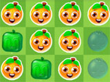 Connect the correct fruits in Fruit Splash